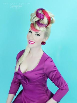 Hair ~ Narelle Rowland Makeup ~ Fonda Shae