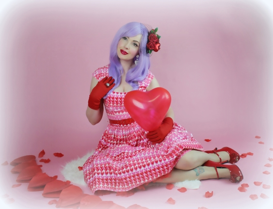 Valentines Day shoot