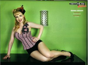 Pin Up Skool Magazine