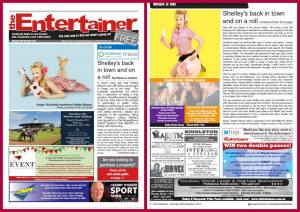 The Entertainer Magazine
