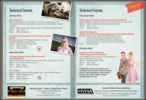 Kurri Kurri Nostalgia Festival Program 2015